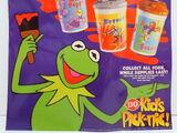 Muppet cups (Dairy Queen)