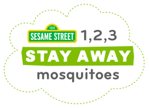 1, 2, 3 Stay Away Mosquitoes