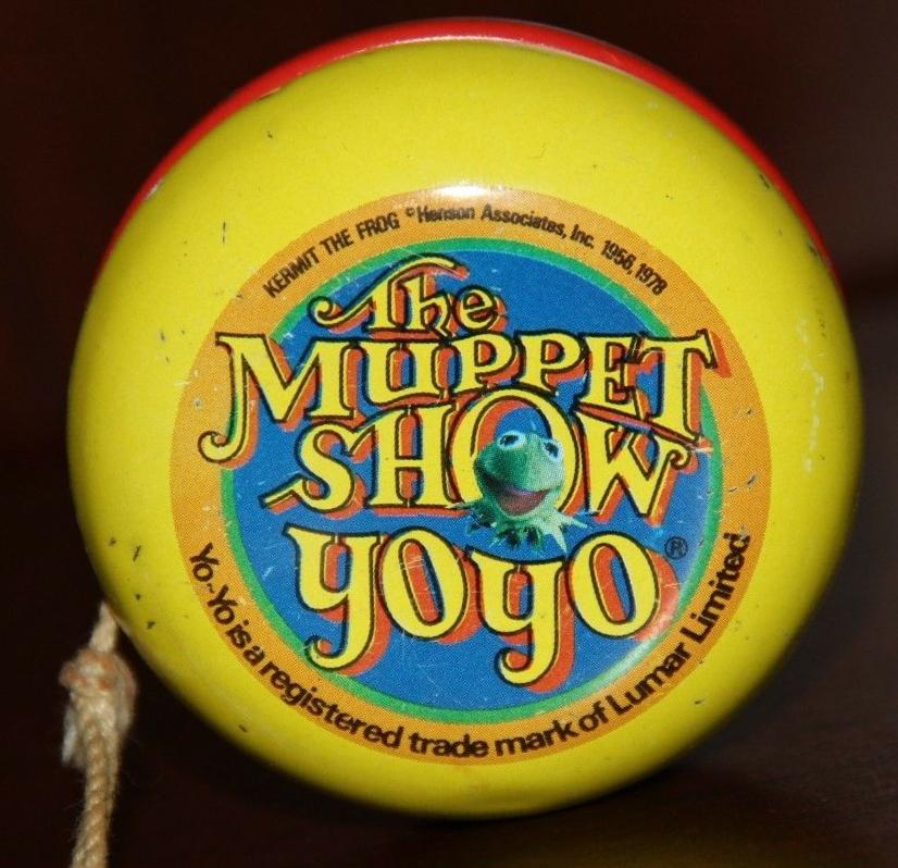 Muppet Show yo-yos