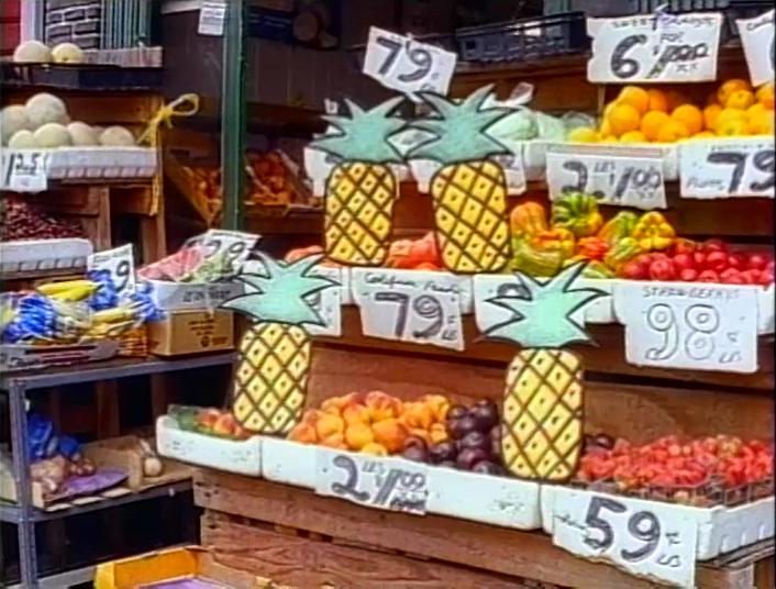 Pineapple Addition