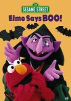 Elmo Says BOO! (video)