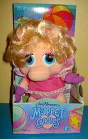 Hasbro 1993 muppet babies piggy