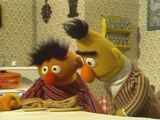 Ernie and Bert's apartment