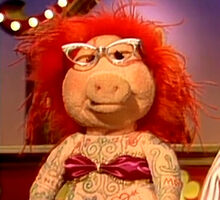 Lydia Muppet Show