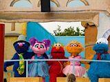 Busch Gardens stage shows