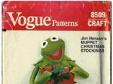 Muppet patterns (Vogue)
