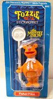 Fisher price 1979 stick puppets fozzie