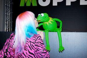 Kiss-marimoon