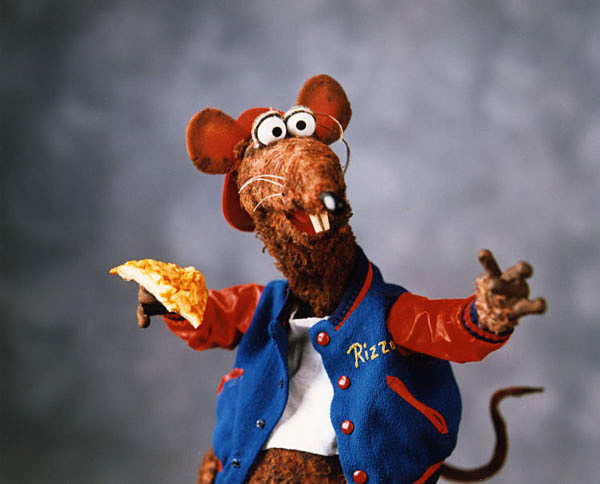 Rizzo the Rat | Muppet Wiki | Fandom