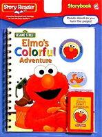 Elmo's Colorful Adventure