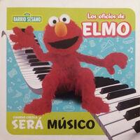Los oficios de Elmo - Musico