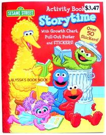 Storytimecoloringbook