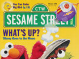 Sesame Street Magazine (Feb 1998)