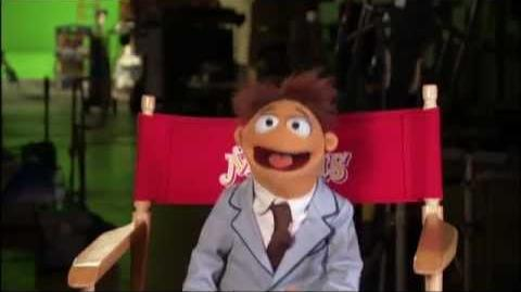 """Disney's """"The Muppets"""" - Walter Interview"""