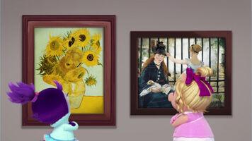 MB2018-107 Van Gogh Edouard Manet