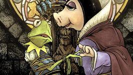 Muppet Snow White 04 Jim detail