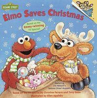 Elmo Saves Christmas (book)