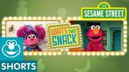 Sesame Street Elmo Plays What's That Snack 2