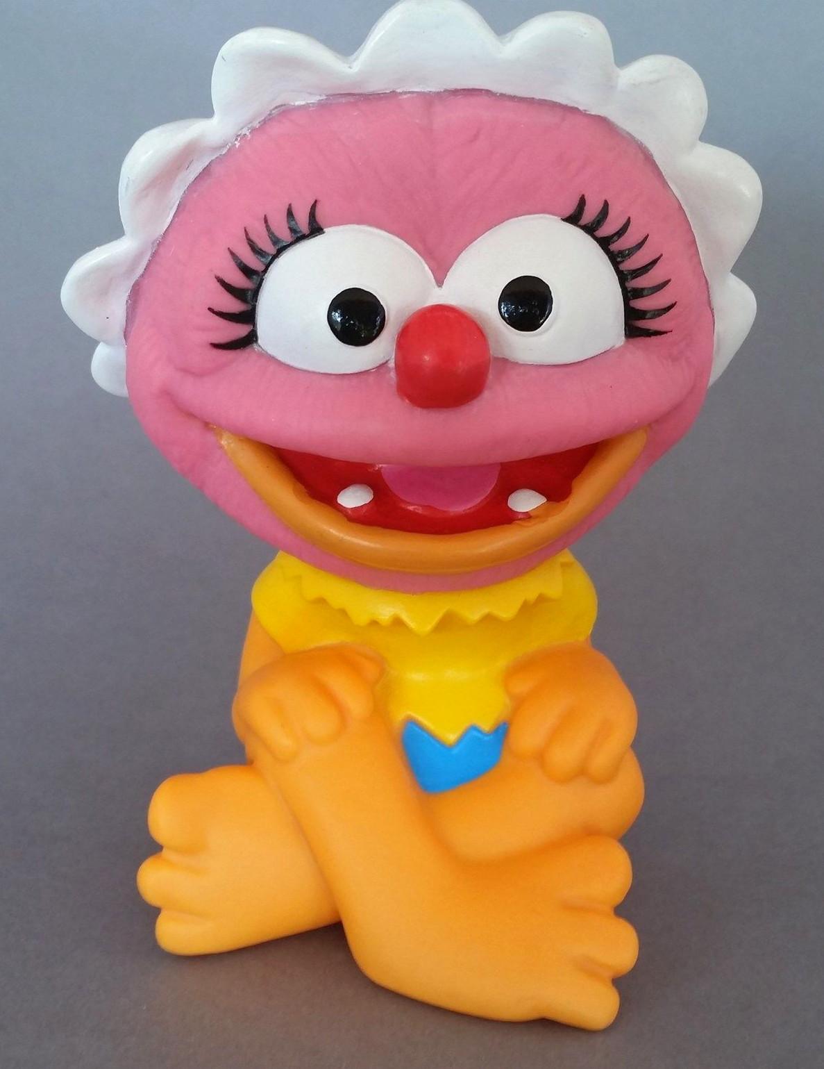 Muppet Babies vinyl figures (Hasbro)