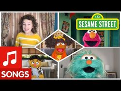 Sesame Street- Change the World Song - The Power of We Club