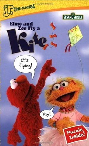 Elmo and Zoe Fly a Kite