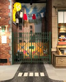 Sesame Street 50th remodel of Strong Museum