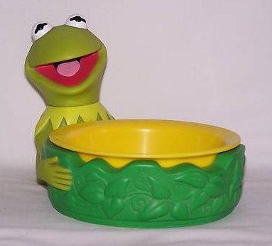 Muppet bowls (Applause)