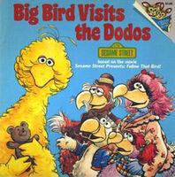 Big Bird Visits the Dodos