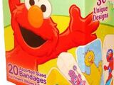Sesame Street bandages
