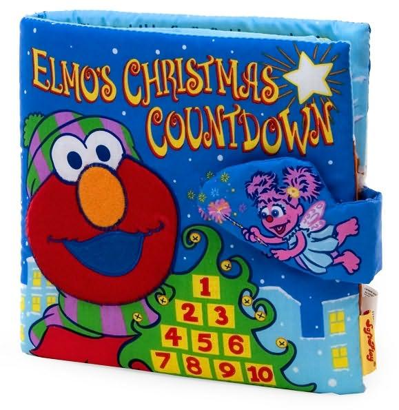 Elmo's Christmas Countdown (soft book)