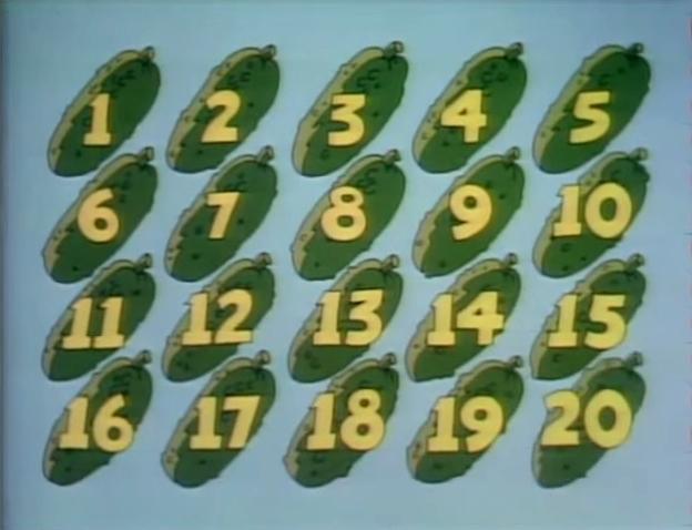 Twenty Pickle Pie