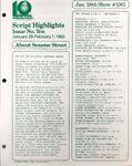 CTW Archives UMD Script Highlights Season 11-12 1361