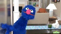 Sesame Street Grover Shows Near and Far from Home!