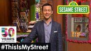 Sesame Street Memory Joseph Gordon Levitt ThisIsMyStreet