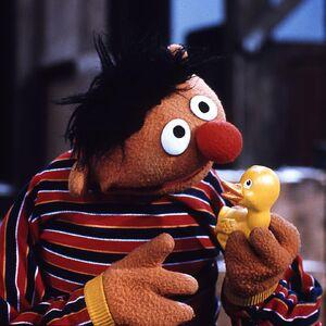 Ernie rubber duckie.jpg