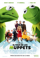 Muppets 2 Spain Poster
