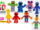 Sesame Street plush (Toy Factory)