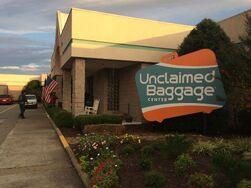 Unclaimed Baggage Center - Scottsboro, Alabama