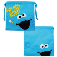 Small planet 2015 string bag cookie monster