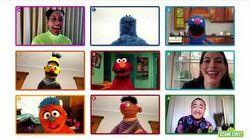 Sesame Street Elmos Playdate Preview CaringForEachOther