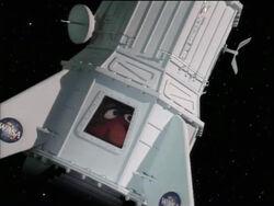 SelmaWorm-Spaceship