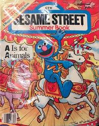 Ssmag Summer Book Aug 1988