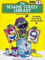 The Sesame Street Library Volume 9