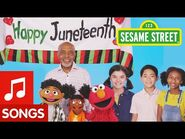 Let's Celebrate Juneteenth Song