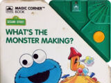 What's the Monster Making?