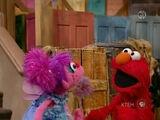 Elmo and Abby Cadabby