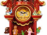 Muppet Show clock (Bradford Exchange)