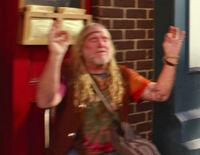 Hippie is high