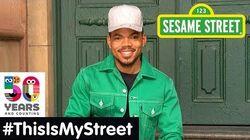 Sesame Street Memory Chance the Rapper ThisIsMyStreet