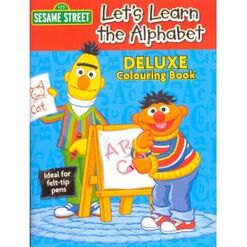 Sesame Street coloring books (Five Mile Press)